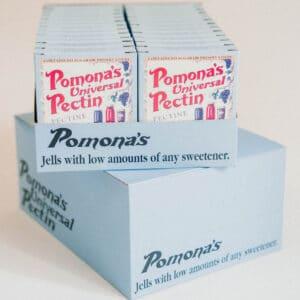 Two Cases of Pomona's Universal Pectin