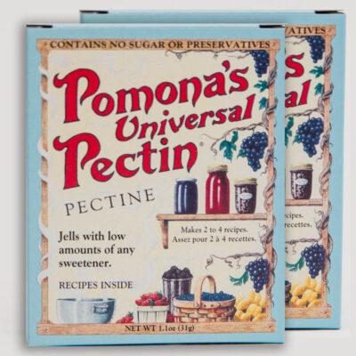 2 1oz. Boxes of Pomona's Universal Pectin